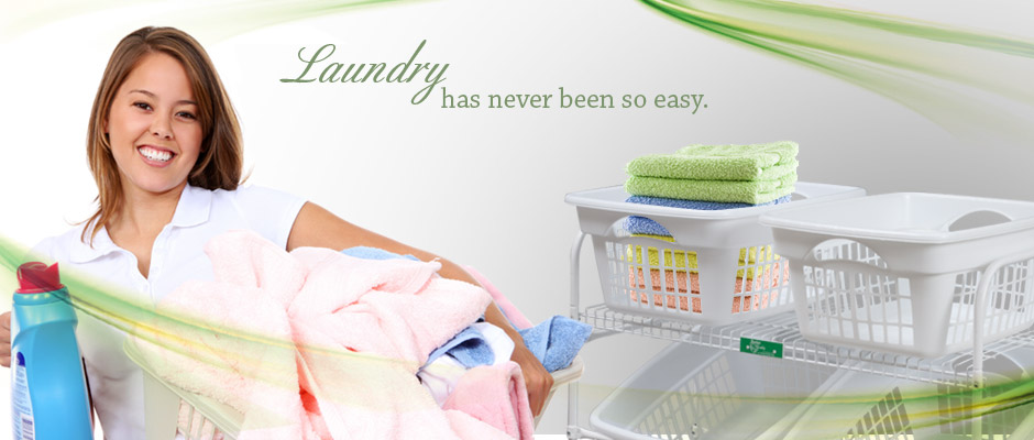 Laundry has never been so easy