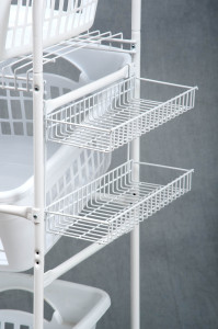 UNIT OF TWO SIDE BASKETS